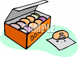 Donuts Clipart