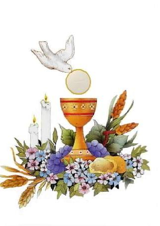 Where can I find free clip art for a First Communion?