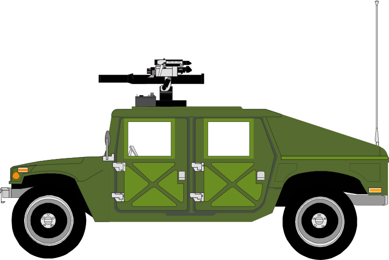 Free To Use   Public Domain Military Clip Art