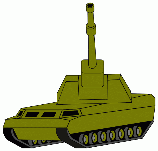 Military Vehicle Clip Art