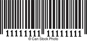 Barcode Illustrations And Clip Art  4684 Barcode Royalty Free