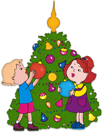 Car With Christmas Tree Clipart - Clipart Kid