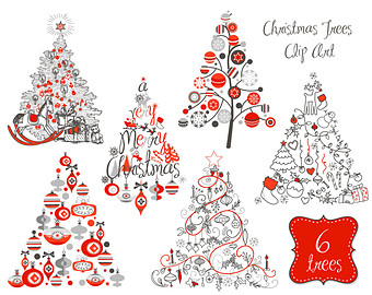 Seasons Greetings Clip Art Black And White Images   Pictures   Becuo