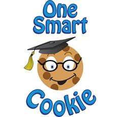 Smart Cookie Clipart Black And White Clipart Panda Free Clipart
