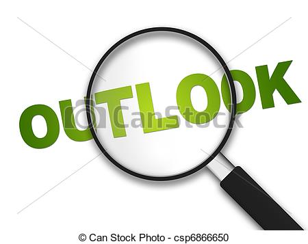 Stock Photography Of Magnifying Glass   Outlook   Magnifying Glass