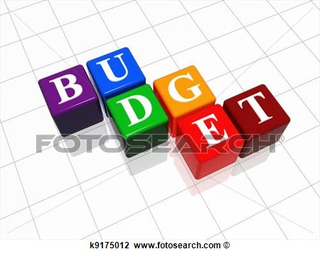 Clip Art   Budget   Colro Cubes  Fotosearch   Search Clipart