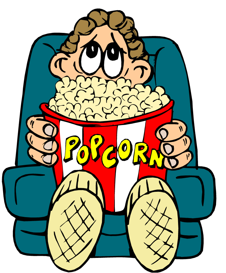 Clip Art Movies Clip Art at the movies clipart kid watching panda free images