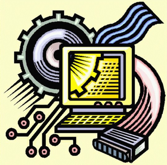 computer processing clipart clipart suggest