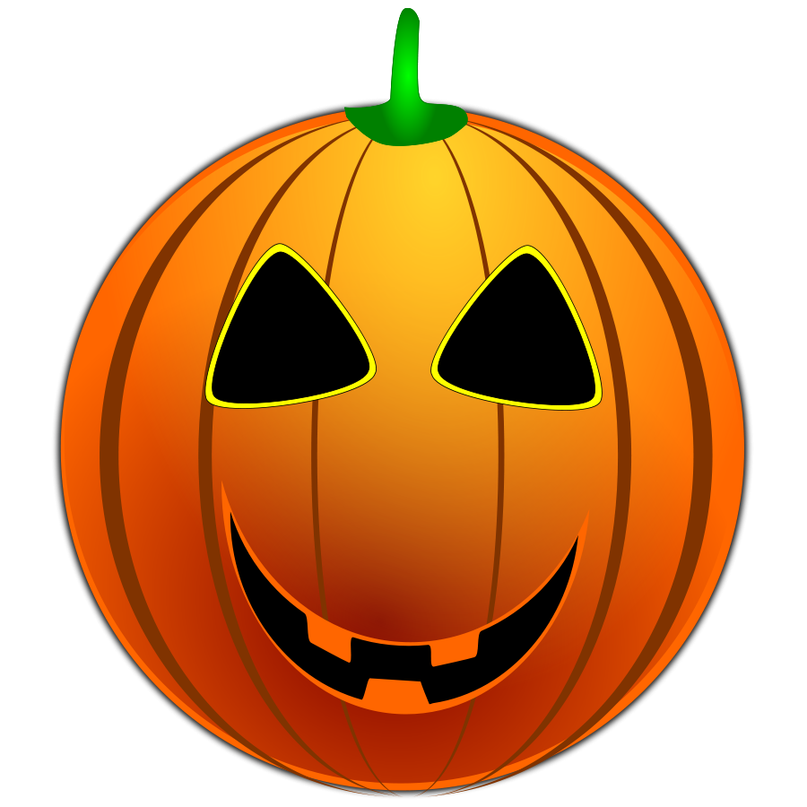 Smile Halloween Clipart Vector Clip Art Online Royalty Free Design