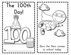 100th Day Of School On Pinterest   100th Day Activities And Schools