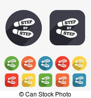12 Step Illustrations And Clipart