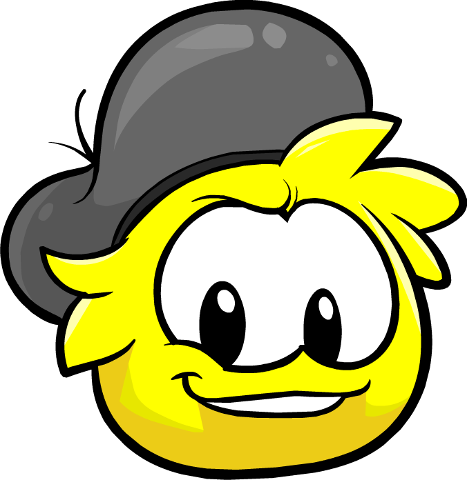 Club Penguin Yellow Puffles Another Yellow Puffle In A