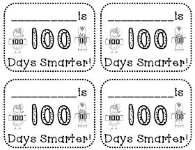 Kindergarten Kids At Play  100th Day Of School Resources And Some Fab