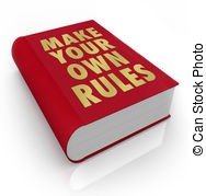Make Your Own Rules Book Take Charge Of Life   A Book With