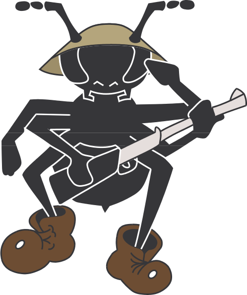 Military Ant Clip Art At Clker Com   Vector Clip Art Online Royalty