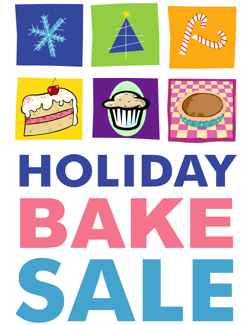 Bake Sale Flyer Bake Sale Flyer For Holidays Flyers And Price Tags