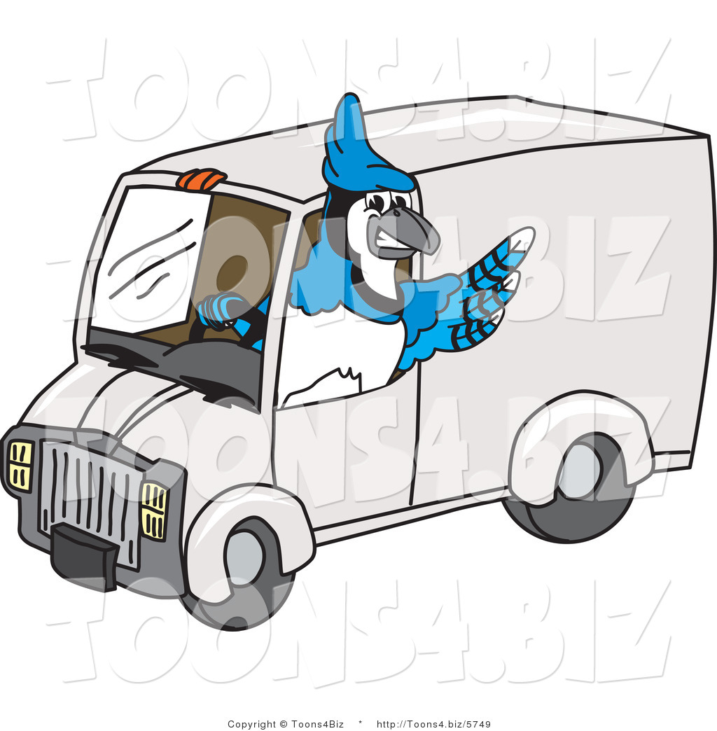 Delivery Van Clipart   Clipart Panda   Free Clipart Images