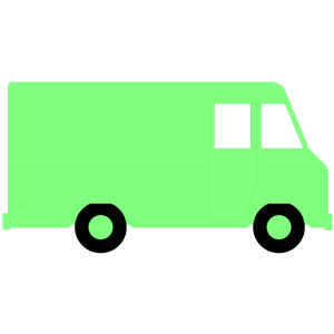 Delivery Van Clipart Cliparts Of Delivery Van Free Download  Wmf