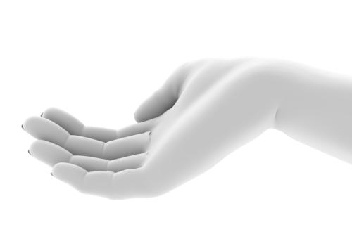 gentle hands clipart - photo #11