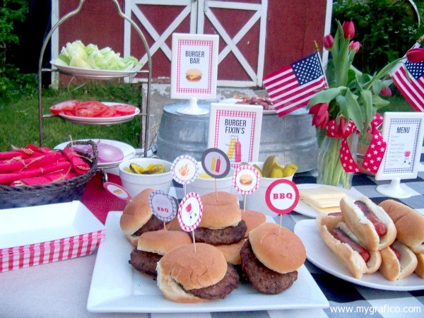 memorial day bbq clipart clipart suggest