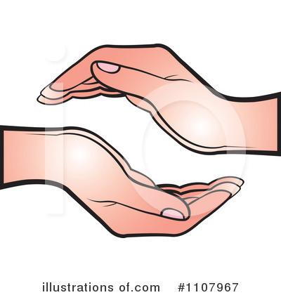 gentle hands clipart - photo #3