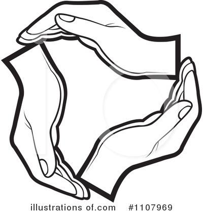 gentle hands clipart - photo #21