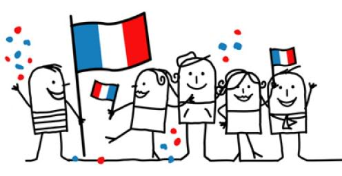 French Language Clipart Learn A Second Language