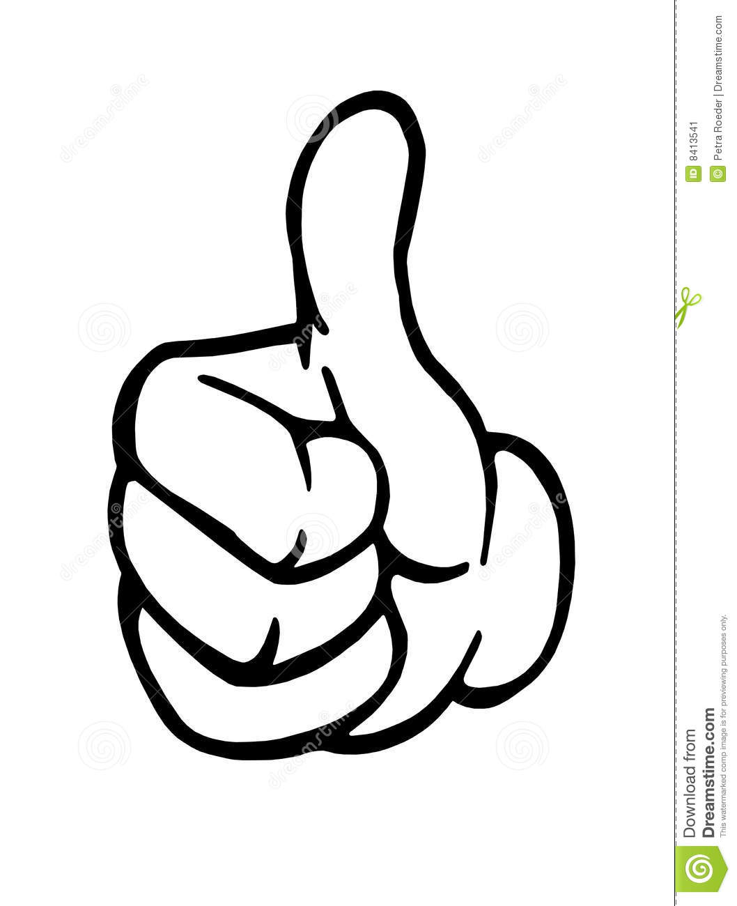Thumbs Up Sign Clipart - Clipart Kid