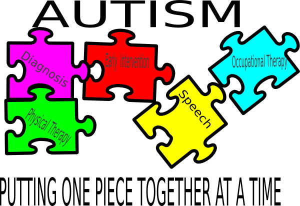 Putting One Piece Of The Puzzle Together At A Time Clip Art At Clker
