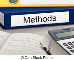 Research Methods Vector Clipart And Illustrations