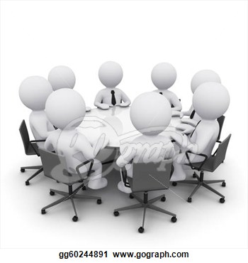 Board Of Directors Clipart Clipart Illustrations