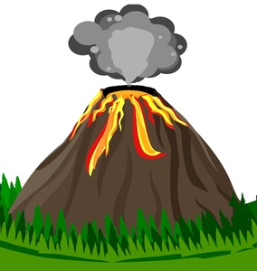 Clip Art Images Volcano Stock Photos   Clipart Volcano Pictures