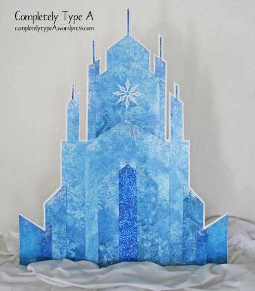 Frozen Castle On Pinterest   Frozen Castle Cake Anna Frozen Cake And