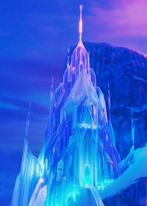 Frozen Castle Clipart - Clipart Suggest
