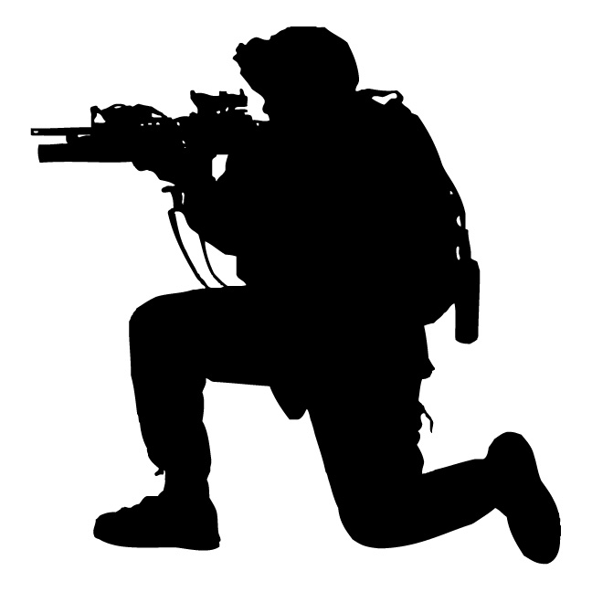 Soldier Praying Clipart - Clipart Kid