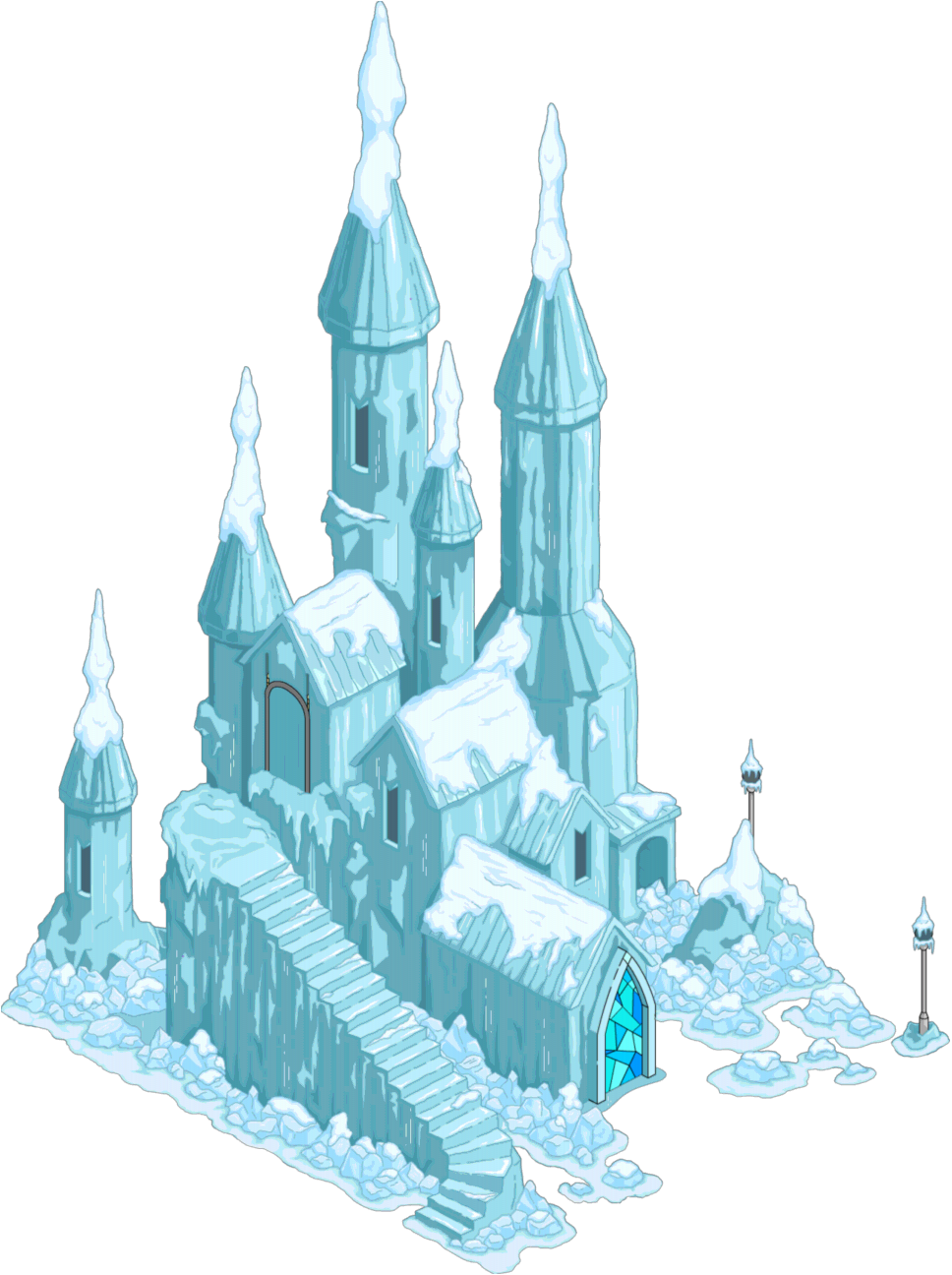 Should I Spend Donuts On The Ice Palace