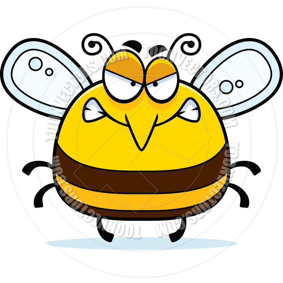 Angry Bee Clipart Images   Pictures   Becuo