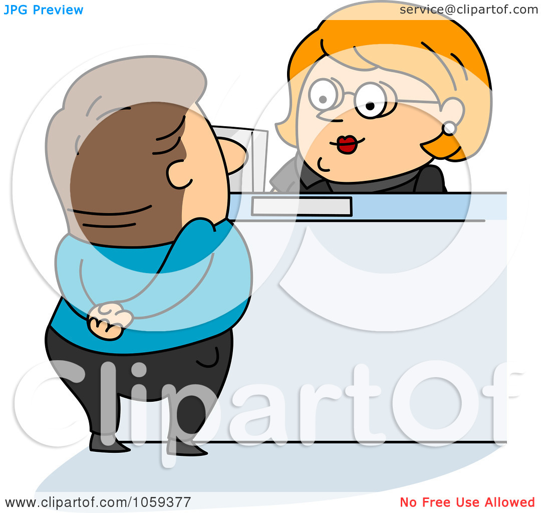 clipart bank teller - photo #13
