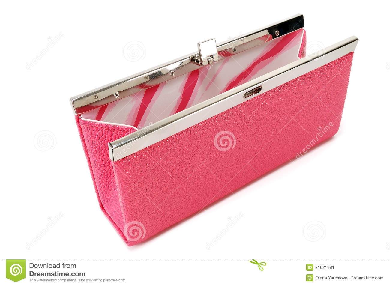 Open Purse Stock Image   Image  21021881
