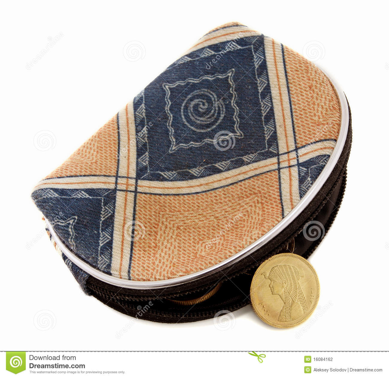Open Purse Stock Photography   Image  16084162