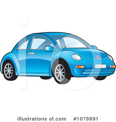 Similiar Blue Volkswagen Beetle Clip Art Keywords