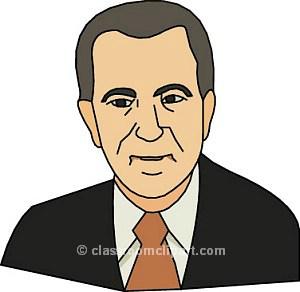 Us Presidents Clip Art