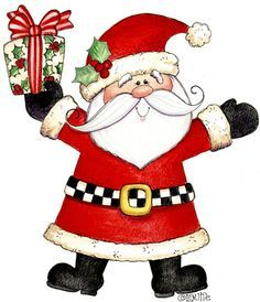 Christmas Santa Clip Art More Santa Clipart Clipart Christmas