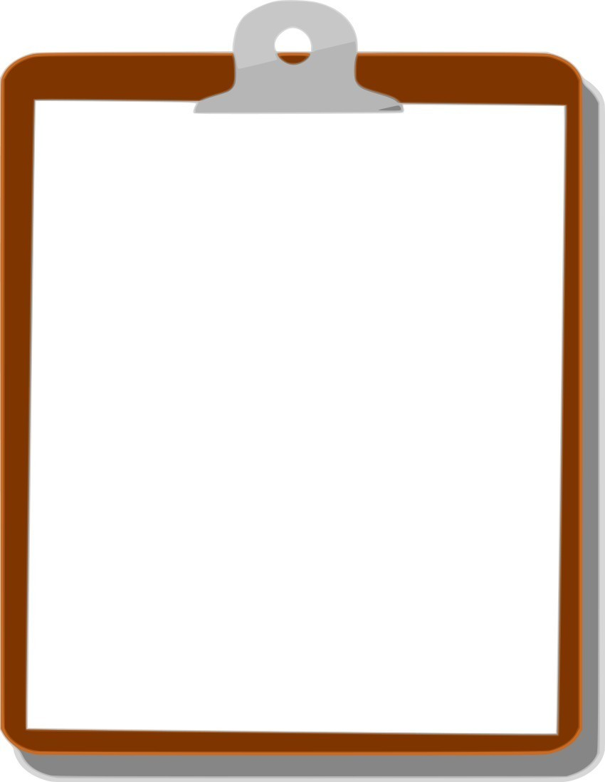 Clipboard Background    Page Frames School School Frames 2 Clipboard