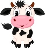 Cute Baby Cow Clipart 23825855 Cute Cow Cartoon Jpg