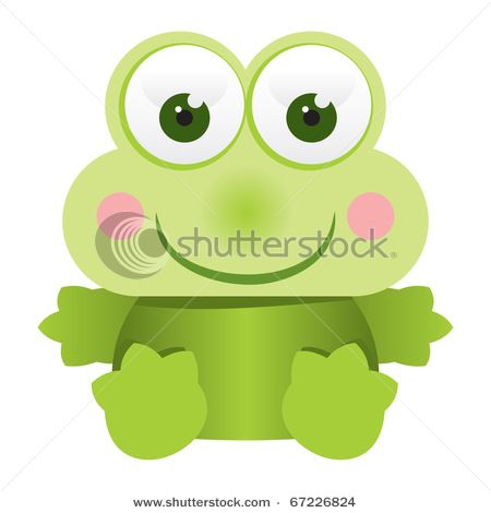 Baby Frog Clipart - Clipart Kid