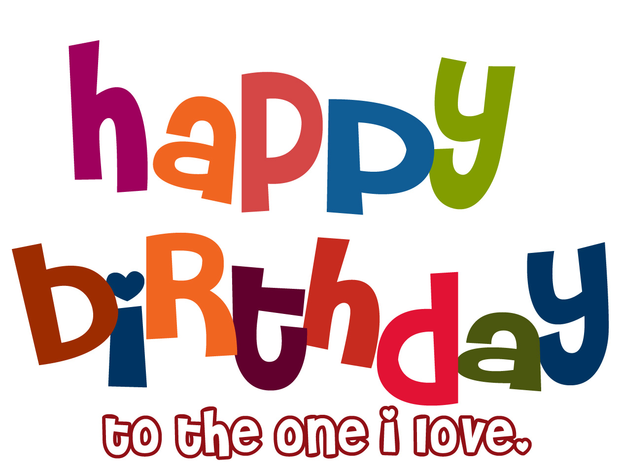 Cute Clipart    Cute Happy Birthday Clipart