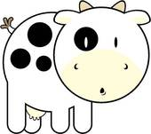 Go Back   Pix For   Baby Cow Clip Art