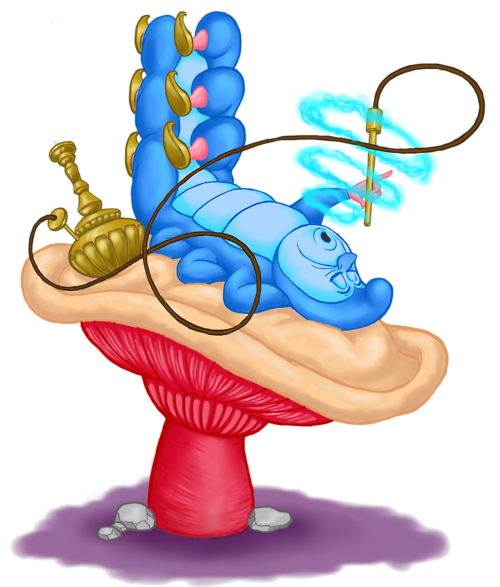 Alice In Wonderland Miscellaneous Clipart