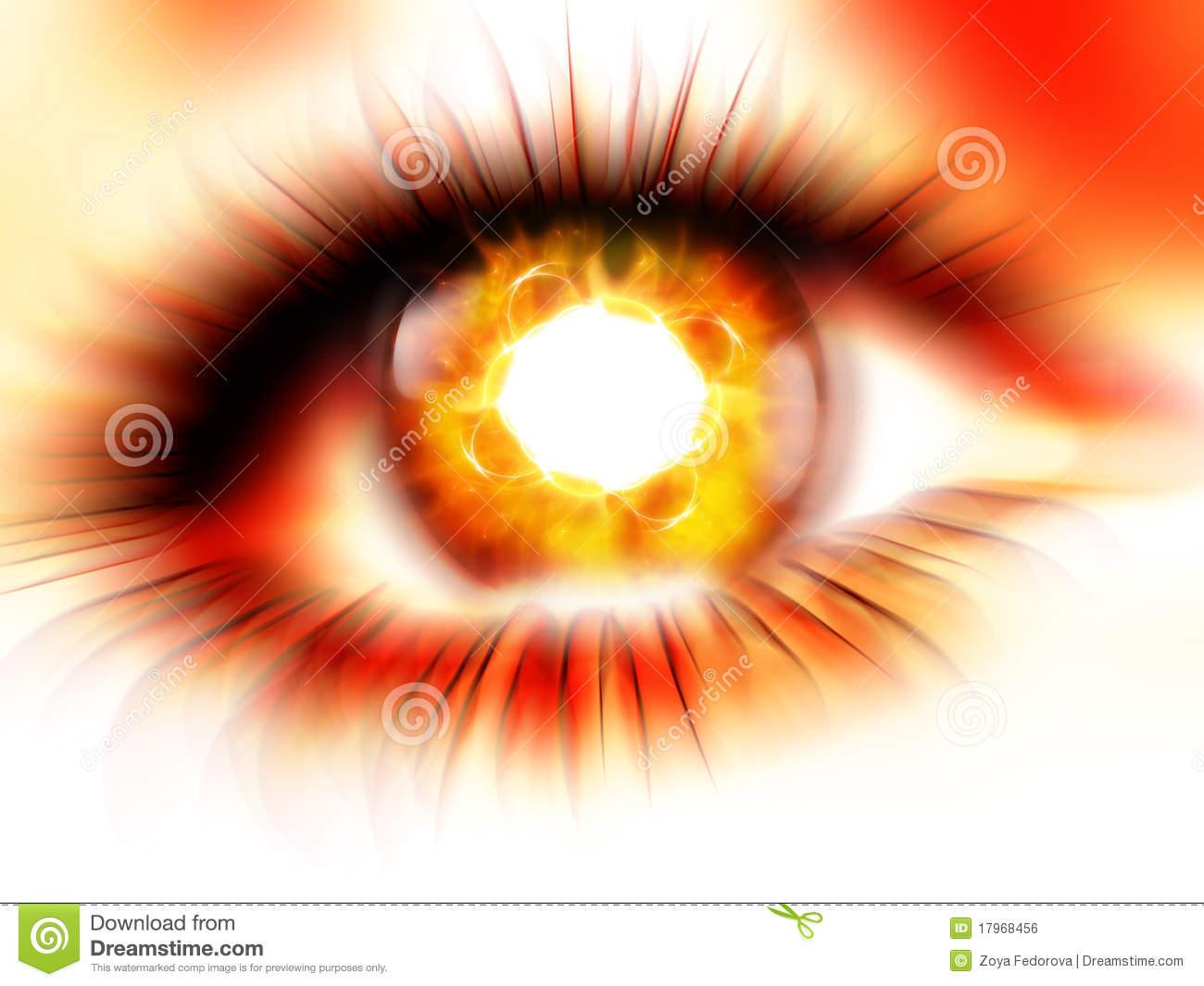 Burning Eyes